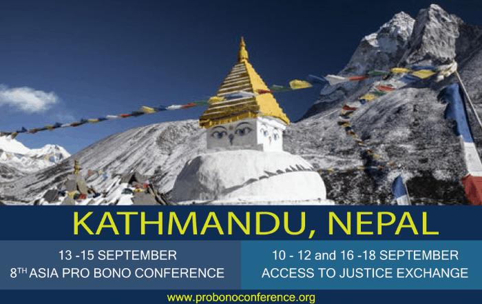 Pro Bono Conference Nepal
